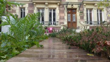Les jardiniers à vélo – Etude paysagère / aménagement / jardinage